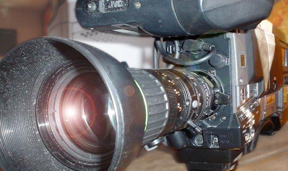Características del cine, la cámara
