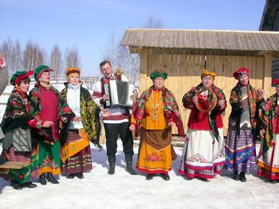 Características del folclore