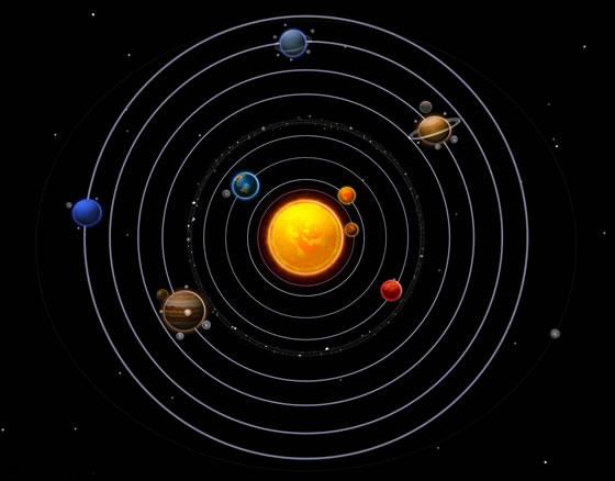 solar system simulator mac os x - photo #11