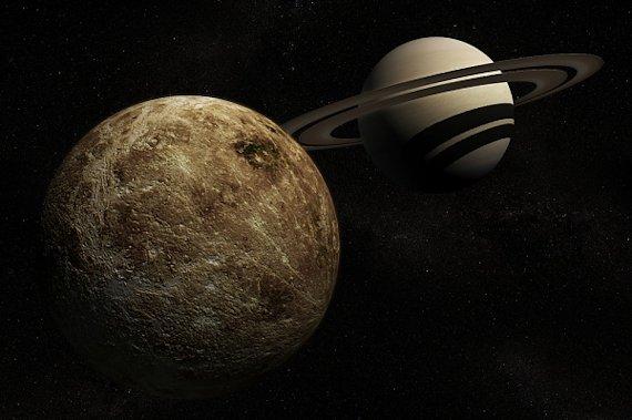 Características del planeta saturno