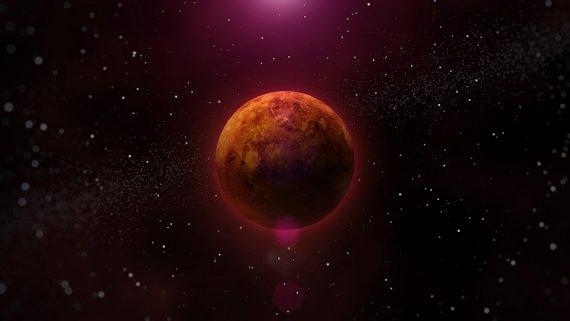 Características de Venus