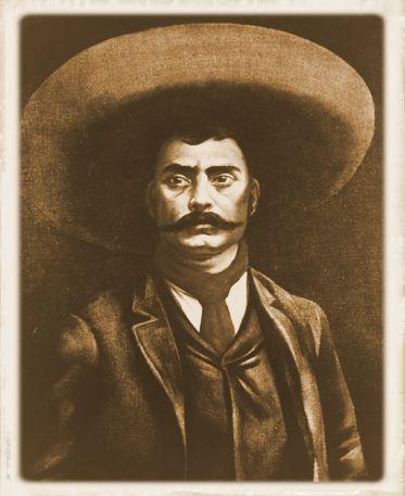 Emiliano Zapata, El Guerrillero del sur