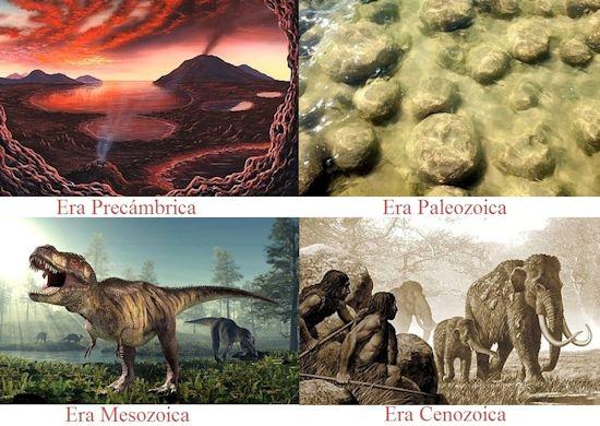 Eras Geologicas Cenozoica Eras Geol Gicas