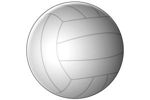 caracteristicas del campo de voleibol