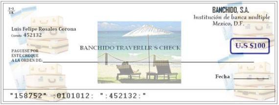 Cheque de viajero
