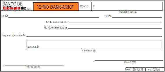 Giro bancario