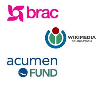 Logos de ONGs