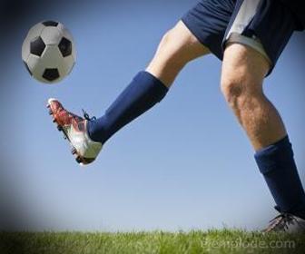 Segunda Ley de Newton en Balón de Fútbol