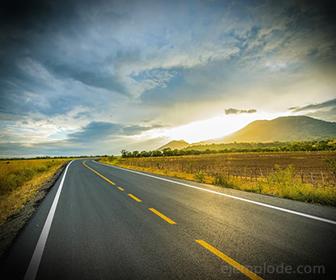 Ejemplo de Distancia: Carretera