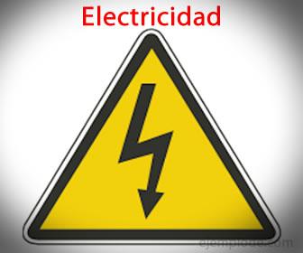 La electricidad se produce por el movimiento de las moléculas.