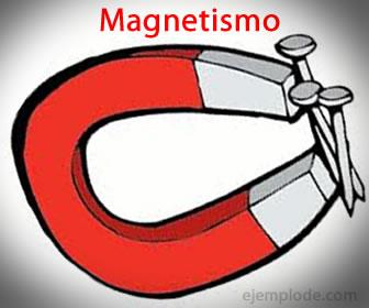 El magnetismo es una fuerza de atracción física