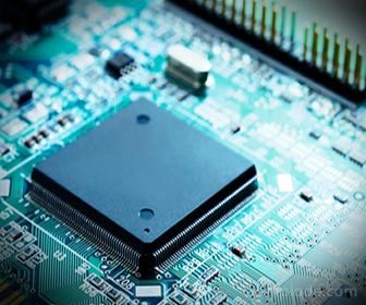 Semiconductores en materiales electrónicos