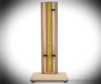 Manómetro de tubo Abierto