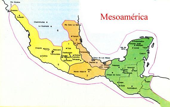 El Arte De Las Culturas Formativas De Mesoamérica: Características De Mesoamérica