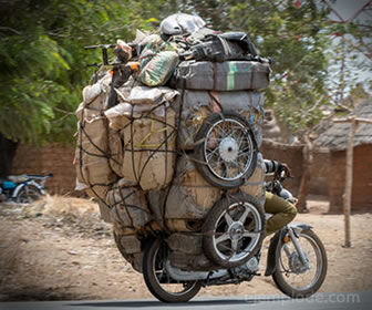 Transporte en el subdesarrollo