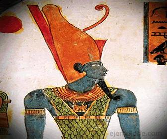 Dios Egipcio Atum