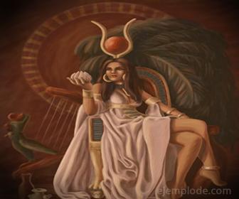 Diosa Egipcia Hathor