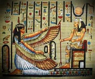 Diosa Egipcia Nephtis
