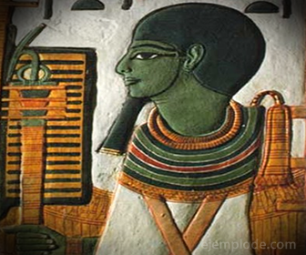Dios Egipcio Ptah