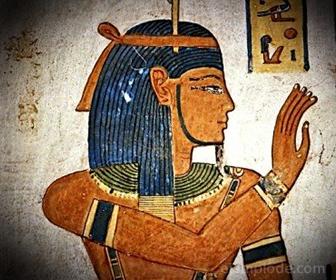 Dios Egipcio Shu