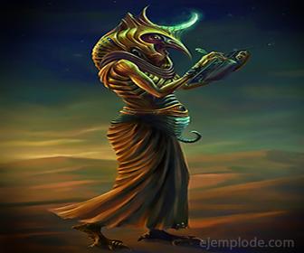 Dios Egipcio Thot