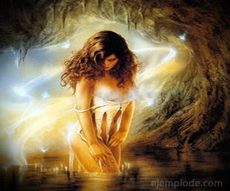 Diosa del Olimpo: Afrodita