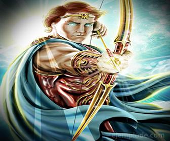 Dios del Olimpo: Apolo