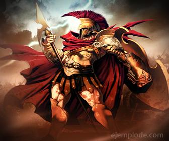 Dios del Olimpo: Ares