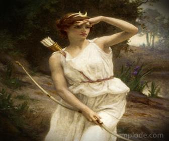 Diosa del Olimpo: Artemisa