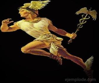 Dios del Olimpo: Hermes