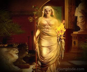 Diosa del Olimpo: Hestia