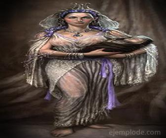 Diosa Ilitía