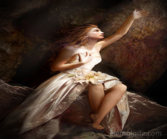 Diosa Perséfone