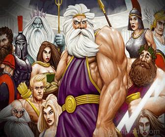 Todos los Dioses del Olimpo