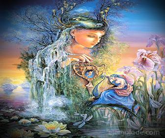 Diosa Primordial Gaia