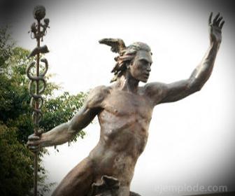 Dios Romano Mercurio