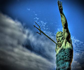 Dios Romano Neptuno
