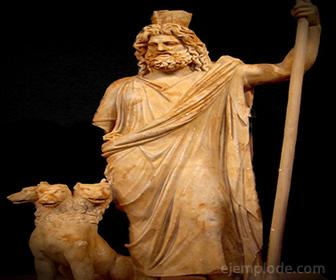 Dios Romano Plutón