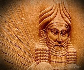 Enlil, Dios Sumerio del Viento