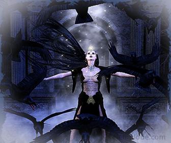 Ereshkigal, Diosa Sumeria del Inframundo