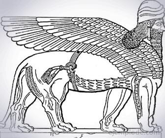 Nergal, Dios Sumerio de la Muerte