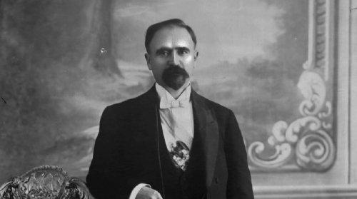 Francisco I. Madero presidente de México