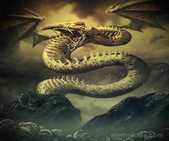 Dragón Nidhogg