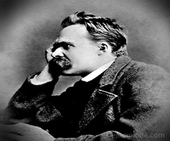 Filósofo Alemán Friedrich Nietzsche