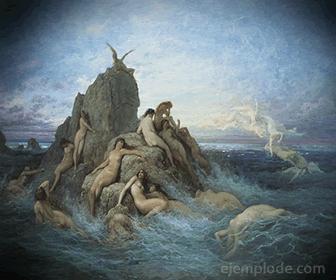 Ninfas del Mar: Nereidas