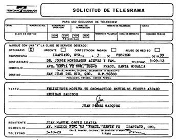 aqui les dejo un escaneo de un ejemplo de telegrama