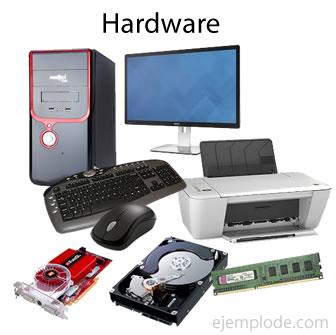 Ejemplo de hardware for Que significa hardware