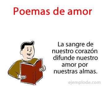 Un poemas de amor es un poema dedicado al cariño hacia una mujer, un hermano