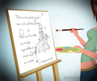 retrato-escrito Que Es Un Curriculum Vitae Ejemplos En Espanol on