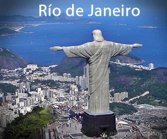 Río de Janeiro es un nombre propio